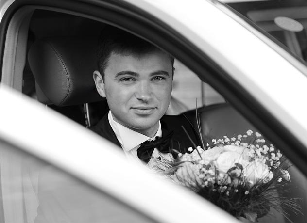 retus foto nunta